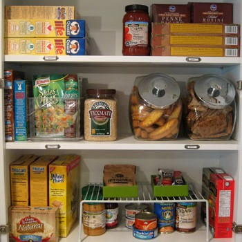 Organizing Our Kitchen Cabinets (Spices, Pantry Items & More)