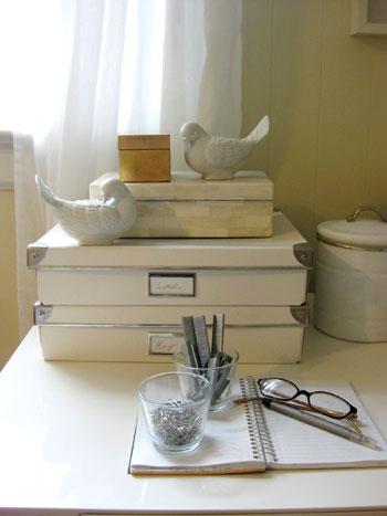 One Desk, Four Ways