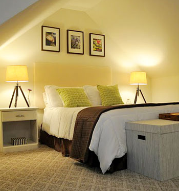 Reader Redesign: Gussied Up Guest Room