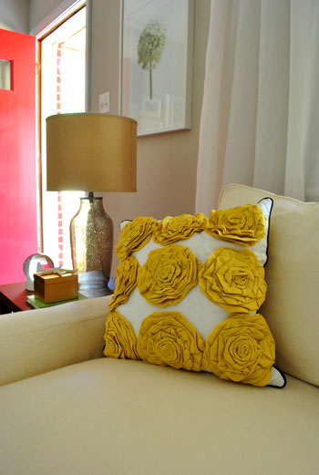 Steal Of The Week: Punchy Pinwheel Pillows