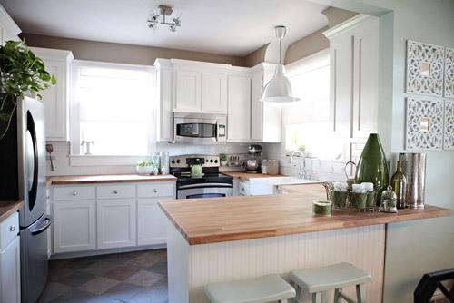 Reader Redesign: One Amazing 1K-ish Kitchen