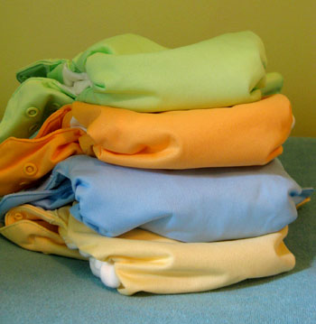 Using Cloth Diapers (Tips About How We Do It – And LOVE IT!)