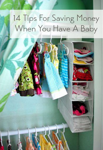 c122275e28b5 Save It  14 Tips For Saving Money When You Have A Baby