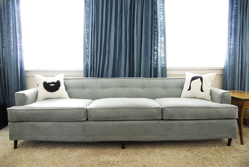 Reader Redesign: Really Speedy Reupholstery