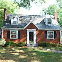 House Hunting: Cute Cape Cod Near Shops