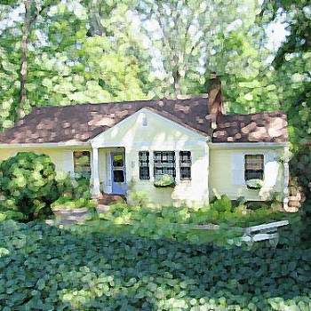 House Hunting: The Cottage In The Woods