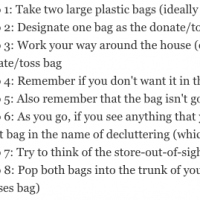 Super Quick Decluttering Tips To Try Before A House Showing