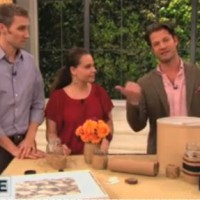 This Pretty Much Made Our Year (Meeting Nate Berkus)