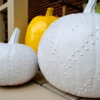 Making Puffy Paint Pumpkins (They're Not As Cheesy As It Sounds)