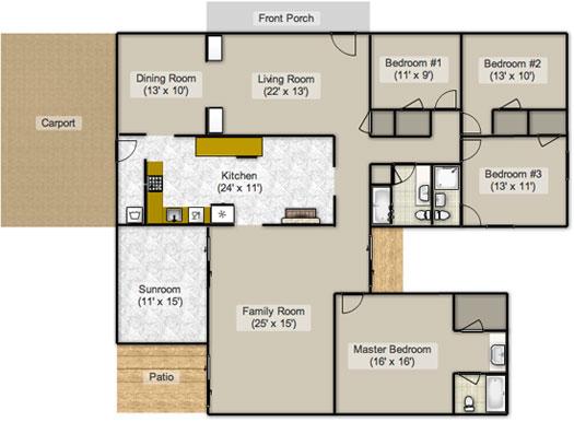 The Floor Plan, Stan