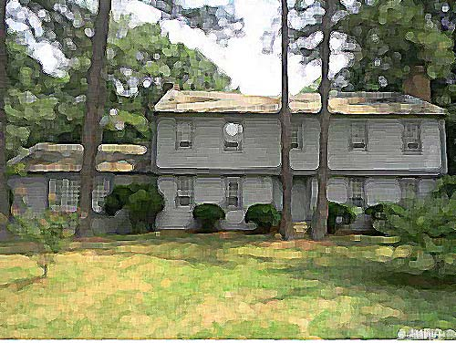 House Hunting: Large Foreclosure