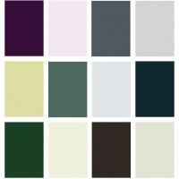 New House, New Color Scheme