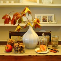 Leaf Me Alone: Some Seasonal Fall Decorating
