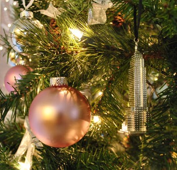 Holiday Decor: Our Green, Pink, And Metallic Christmas Tree