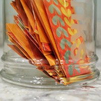 Thanksgiving Tradition: Our Thankful Jar