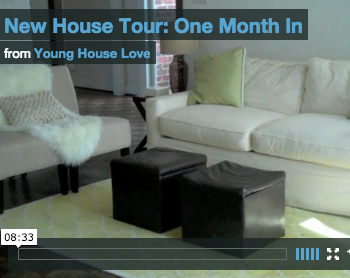At Last, A Video Tour Of Our New House