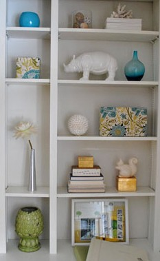 The Challenge: Reducing Bookcase Clutter