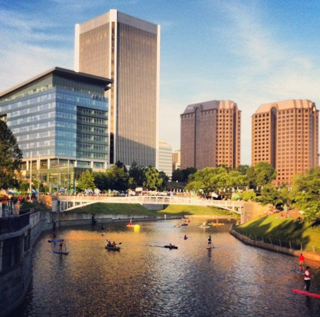 Five Favorite Places To Eat, Shop, And See In Richmond Virginia
