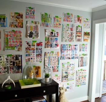 hallway-frame-wall