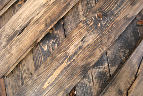 How To Distress Wood To Look Old