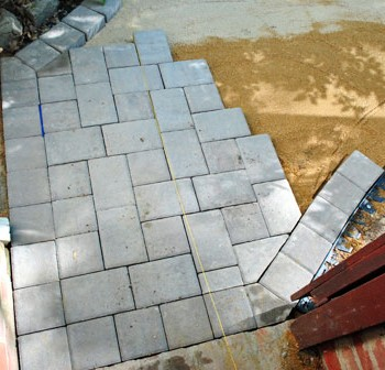 How To Lay A Paver Patio: Gravel, Sand, And Stones