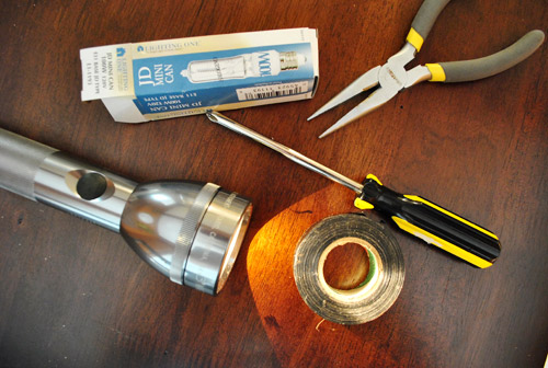 Fixing A Broken Pendant Light