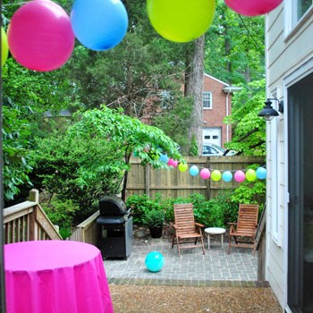 Hosting A House Party For Clara's First Birthday