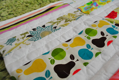 How One Sewing Novice Made A Modern Patchwork Quilt