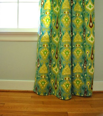 How To Sew Curtain Panels (It's Simple!)