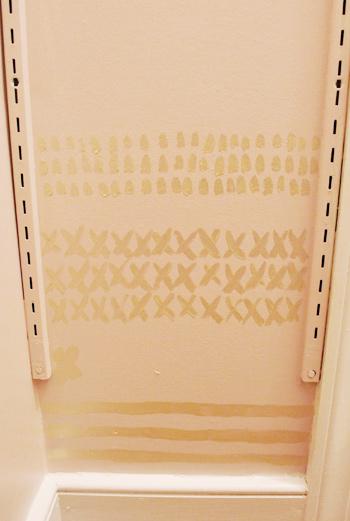 Painting A Closet