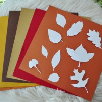 A Few Leafy Fall Themed Baby Shower Ideas