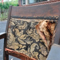 Redoing An Old Rocking Chair: Part 1