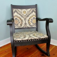 Redoing An Old Rocking Chair: Part Two