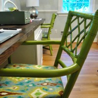 How To Paint And Upholster A Chair: Part 2
