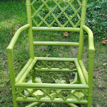 How To Paint And Upholster A Chair: Part 1