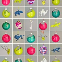 Fall Pinterest Challenge: 38 Homemade Christmas Ornaments