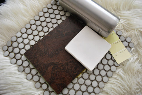 Picking Penny Tile For Our Kitchen Backsplash