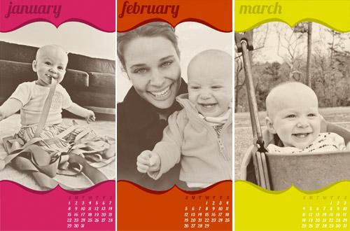 Our Free Calendar Printable (For You!) + A Secret