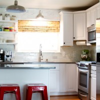 Reader Redesign: A Kitchen With Pop