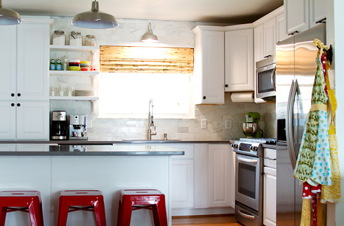 Reader Redesign: A Kitchen With Pop