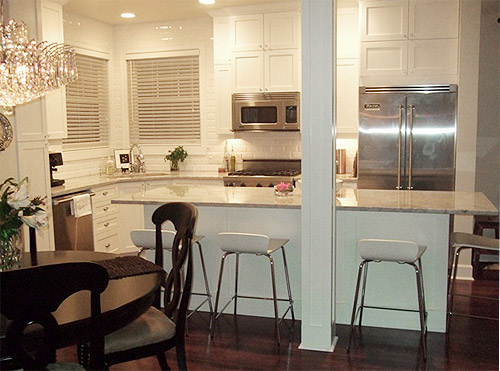 Reader Redesign: Dreaming Of A White Kitchen