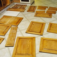 Prepping Cabinets For Paint (Sanding, Deglossing, Wood Putty)