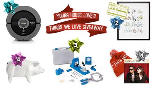 Fab Freebie: Things We Love