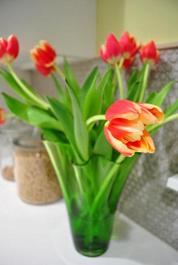 Budget Blooms: Tiptoeing Through The Tulips
