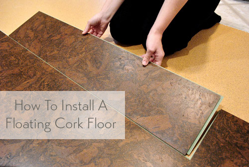 how-to-install-a-floating-cork-floor