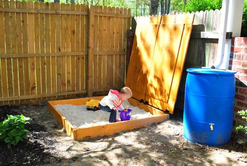 How To Build A Sandbox: Part 2
