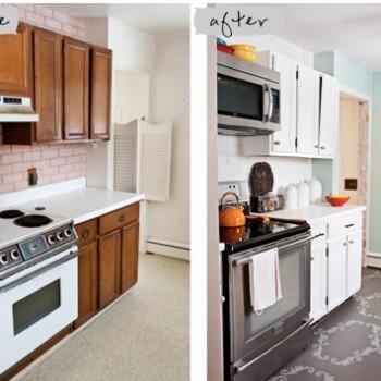Reader Redesign: Kitchen Reboot (On A Budget)