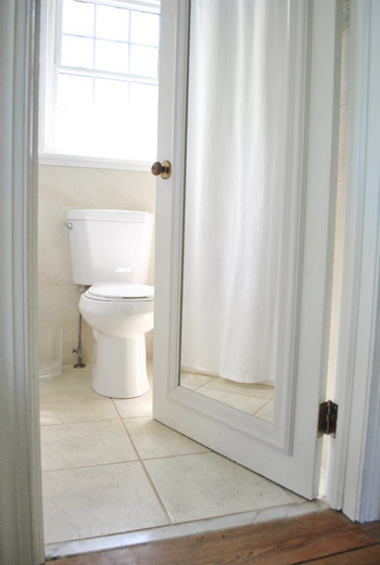 Used Toilets And Door Trimmings