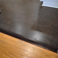How To Add Floor Trim, Transitions, and Reducers