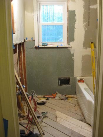 DIYing vs. Living In Your Home & Enjoying It